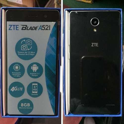 Celular Android Zte Blade A521 ***aprovecha La Oferta Del Di