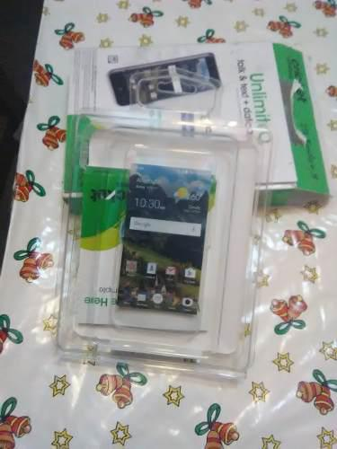 Celular Android Zte Fanfare 3 Nuevo Con Su Caja