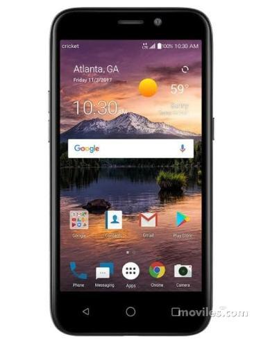 Celular Android Zte Overture 3 Pantalla 5.0 2gb Ram16gb Rom