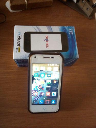 Celular Zte Blade A110 4g Lte Solo Digitel