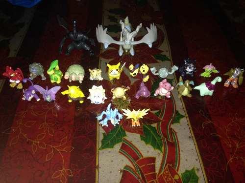 Combo De Figuras De Pokemon De Juguete