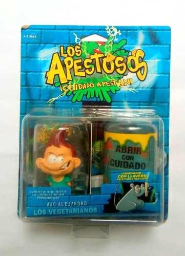 Figura Ajo Alejandro De Los Apestosos En Su Blister