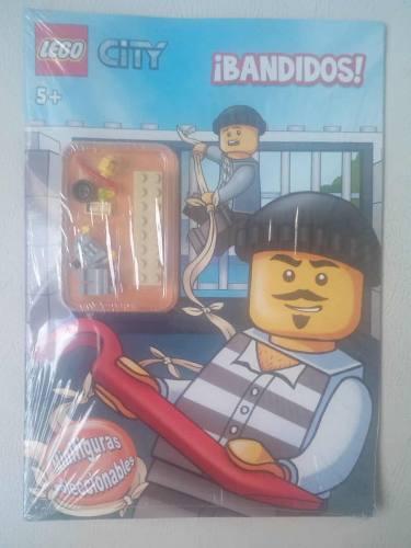 Lego City Figura De Acción Muñeco Bandido