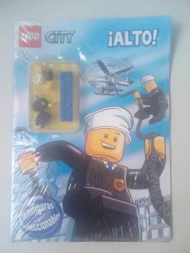 Lego City Figura De Acción Muñeco Policía