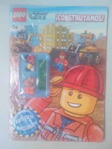 Lego City Figuras De Acción Muñeco Constructor Nuevo