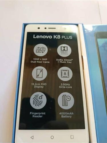 Levono K8 Nuevo Con 3 Meses De Garantia