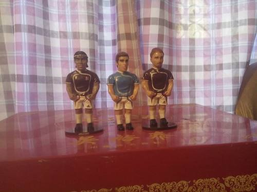 Muñecos De Futbol De La Vinotinto