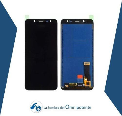 Pantalla Táctil Samsung J6 J600 Nueva Tienda Física.