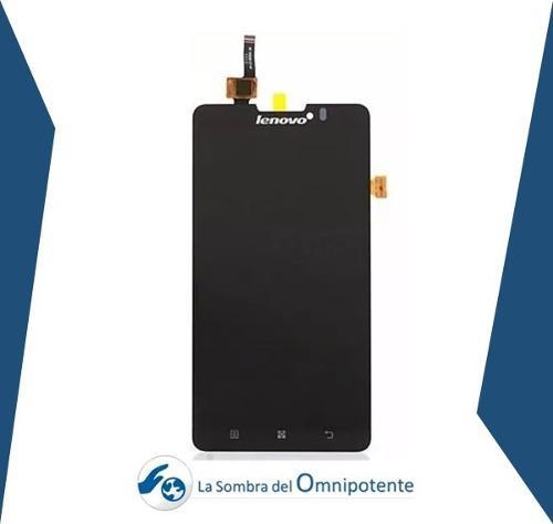 Pantalla+mica Tactil Lenovo S898+ S898t Original Tienda Fis