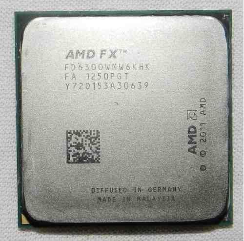 Procesador Amd Fx  Black Edition 6 Nucleos, Pc