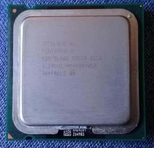 Procesador Intel Pentium D 935