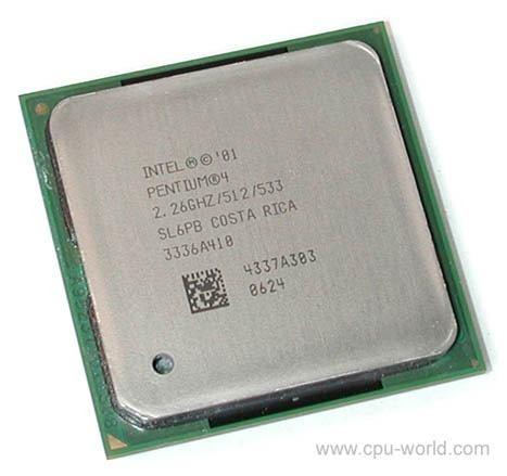 Procesador Pentiumghz
