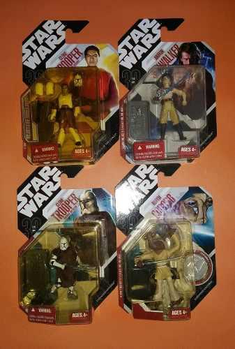 Star Wars 30th Anniversary Figuras Anakin Roron Clone