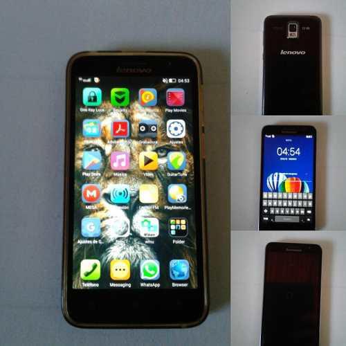 Telefono Celular Lenovo A806 Octacore 2gb Ram 16gb Rom 4g