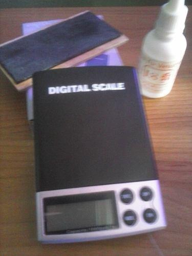 Balanza Gramera Digital De 0.1 Gr A  Gr