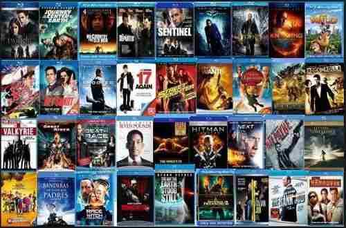 Peliculas Y Series Blu Ray Digital