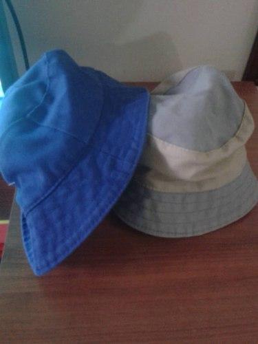 Sombreritos De Playa Talla 4 (poco Uso) Hermosos