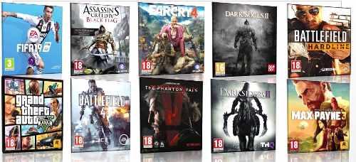 Juegos Digitales Para Ps3 Entrega Personal En Tienda Fisica