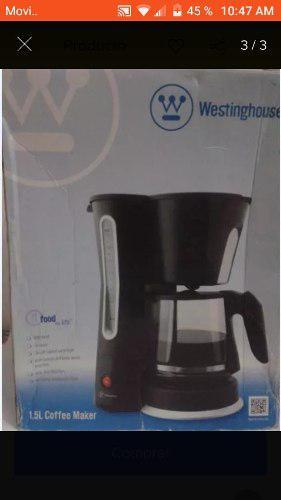 Cafetera Electeica Westinghouse 12 Tazas Modelo Mkcm6638