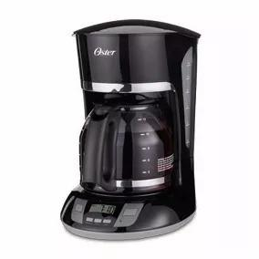 Cafetera Programable 12 Tazas Color Negra Oster 3197