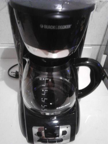 Cafetera Programable 12 Tazas Mod. Dcm2161b Black & Decker