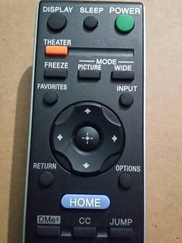 Control Remoto Original Para Televisor Sony Rm-yd014