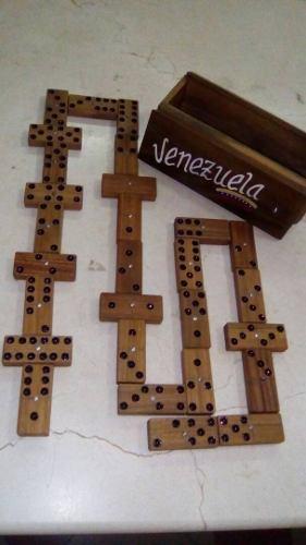 Domino De Madera Artesanal
