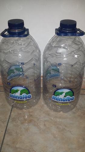 Envases De Plastico Minalba 5 Litros