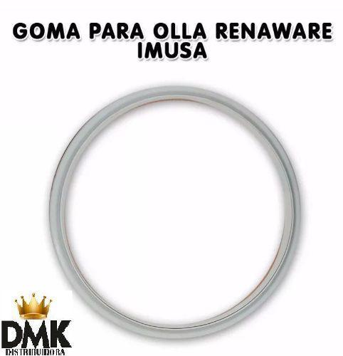 Goma Olla Renaware Imusa 6 Lts Importada 25,5 Cm