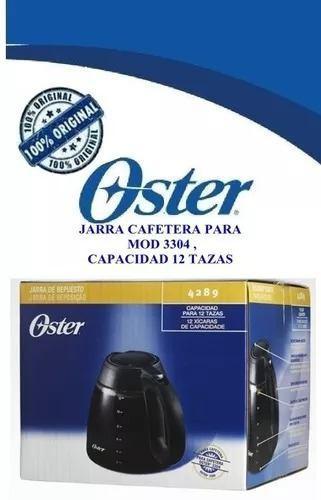 Jarra Para Cafetera Oster 3304- 4289
