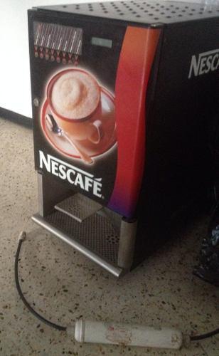Maquina Cafetera Nescafe