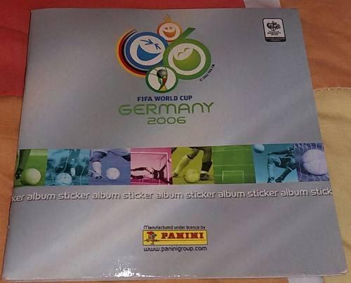 Mini Álbum Panini Del Mundial Alemania 2010 Lleno.