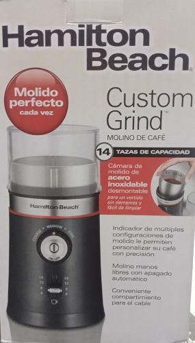 Molino De Cafe Marca Hamilton