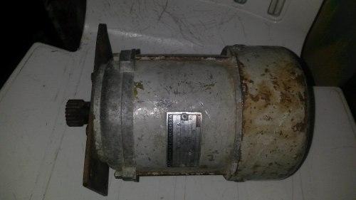 Motor Para Porton Electrico Y Afines rpm