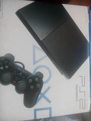 Ps2 + 2 Controles + Eyetoy