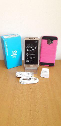 Samsung Galaxy J2 Pro 16gb(135)+ Forro + Tienda Física