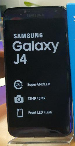 Samsung Galaxy J4 De 32gb. (Incluye Micro Sd De 32 Gb).
