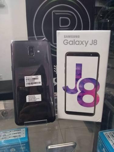Samsung Galaxy J8 Duos 32gb Nuevos Tienda Física Garantía