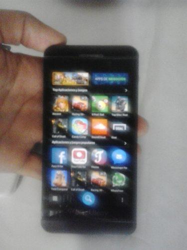 Telefono Celular Blackberry Z10, Negro Blanco !!! Oferta!!!