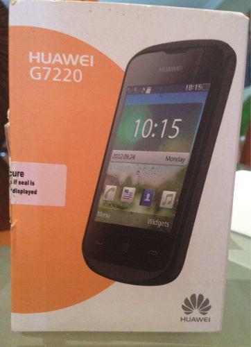 Teléfono Huawei G7220 Para Repuesto Ó Reparar