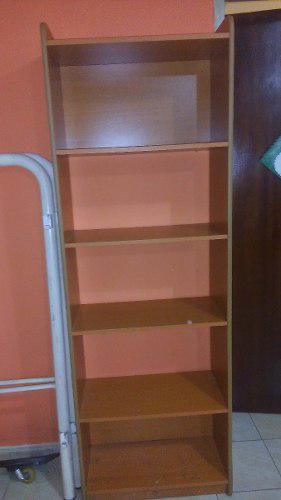 Biblioteca Mdf 5 Tramos