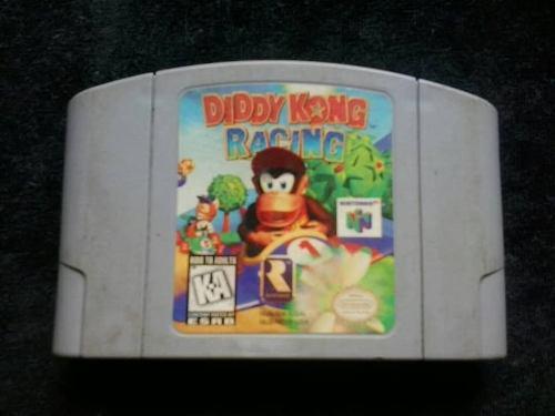 Diddy Kong Racing 64 Nintendo 64
