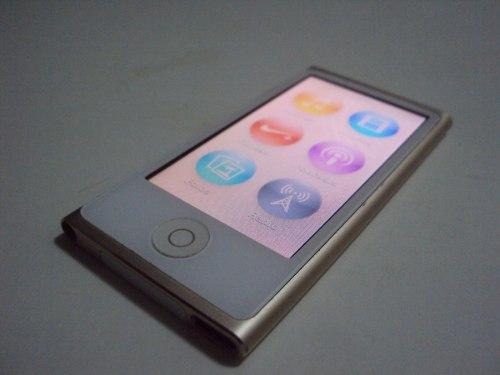 Ipod Nano 7ma Generación 16 Gb