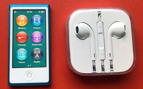 Ipod Nano 7th Generacion 16 Gb A Original Apple