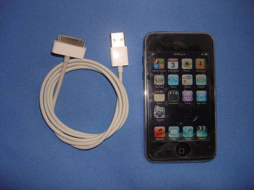 Ipod Touch 3g 16gb (puerto Ordaz)