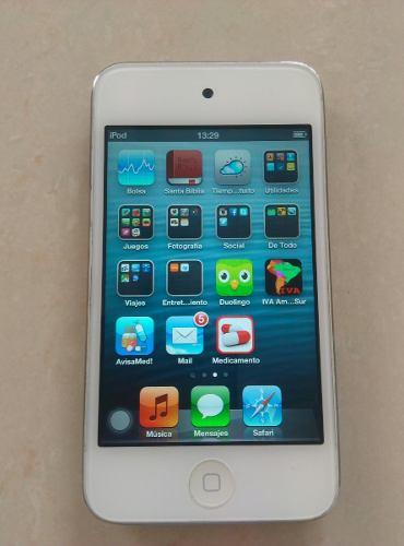 Ipod Touch 4ta Generación De 16g