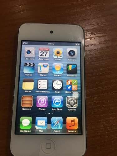 Ipod Touch 4ta Generación De 32 Gigas