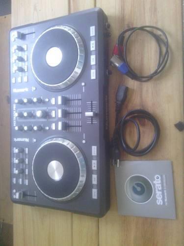 Mezclador Controlador Numark Dj Serato Mixtrack Pro