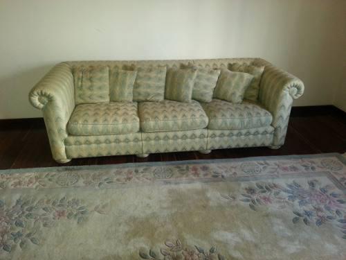 Mueble 3 Puestos De Lujo Como Nuevo 2.45 Largo Ancho 95 X 76