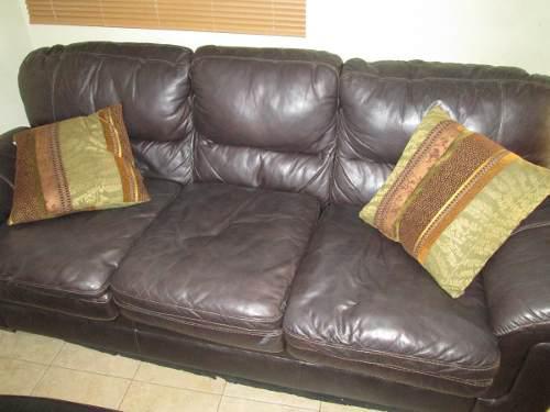 Mueble Sofá De Tres Puestos Importado
